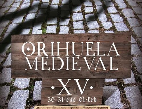 MERCADO MEDIEVAL DE ORIHUELA 2015