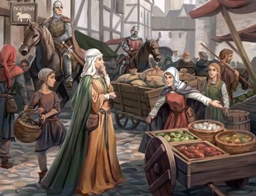Mercados Medievales de Enero: LLombai y Benissa (Parte 2)